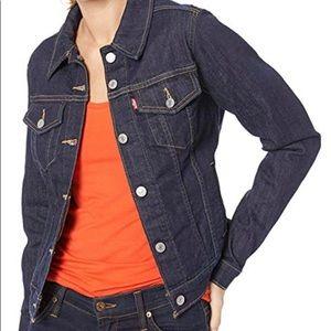 Levi -Women's Original Trucker Jacket